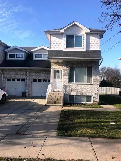 Staten Island Semi-Attached For Sale: 762 Bloomingdale Road
