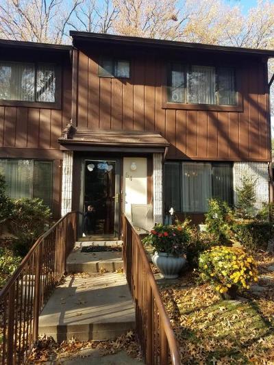 Condo/Townhouse For Sale: 54 Pierpont Place