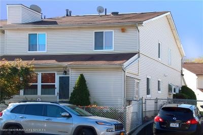 Staten Island Single Family Home For Sale: 26 Ada Drive