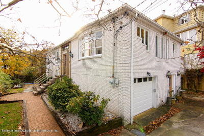 Staten Island Single Family Home For Sale: 44 Douglas Road