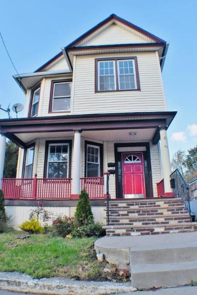 Two Family Home For Sale: 167 Marion Street