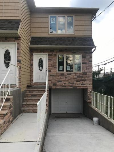 Staten Island Semi-Attached For Sale: 4 Summerfield Place