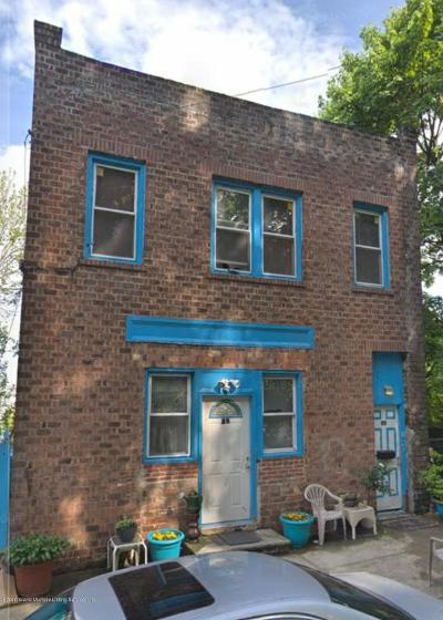Two Family Home For Sale: 29 Homer Street