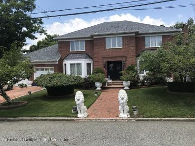 Staten Island Single Family Home For Sale: 45 Haywood Street
