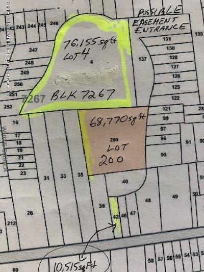 Staten Island Residential Lots & Land For Sale: Sharrotts Road