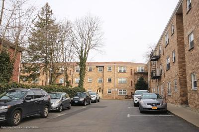 Staten Island Condo/Townhouse For Sale: 165 Cromwell Avenue #3a