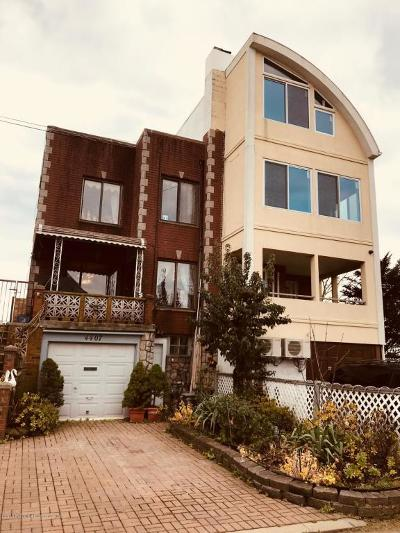 Kings County Semi-Attached For Sale: 4407 Beach 44th Street