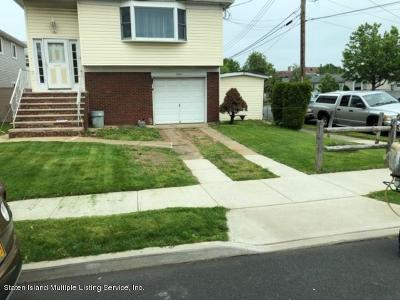Staten Island Two Family Home For Sale: 665 Sinclair Avenue