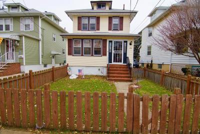 Staten Island Single Family Home For Sale: 190 Decker Avenue
