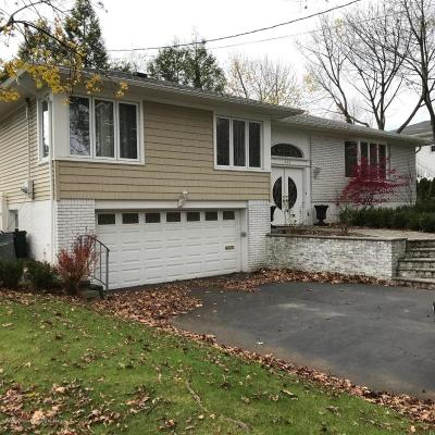 Staten Island Single Family Home For Sale: 258 Four Corners Road