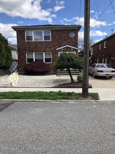 Two Family Home For Sale: 60 Sunnyside Terrace