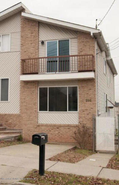 Staten Island Semi-Attached For Sale: 295 Deal Court