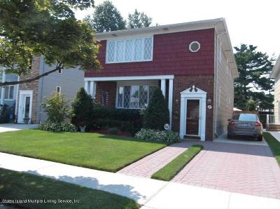 Staten Island Two Family Home For Sale: 330 Caswell