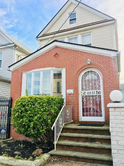 Queens Single Family Home For Sale: 10322 Plattwood Ave