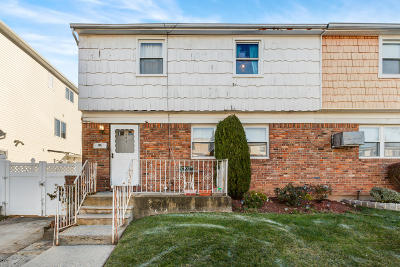 Staten Island Semi-Attached For Sale: 101 Renee Place