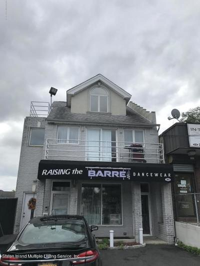 Staten Island Commercial For Sale: 318 Nelson Avenue