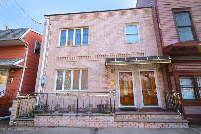 Staten Island Two Family Home For Sale: 117 Monroe Avenue