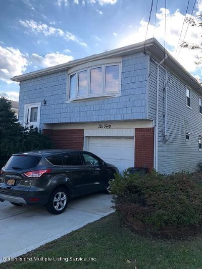 Staten Island NY Single Family Home For Sale: $649,000