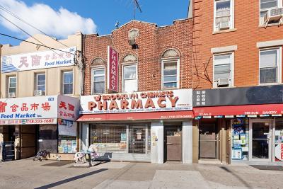 Kings County Commercial For Sale: 121 Avenue U