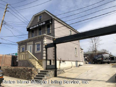 Staten Island Residential Lots & Land For Sale: 505 Britton Avenue