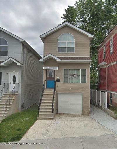 Staten Island Single Family Home For Sale: 145 Winter Avenue
