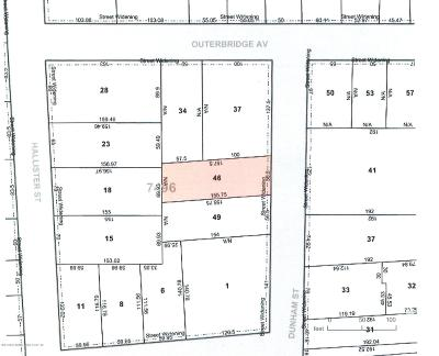 Staten Island Residential Lots & Land For Sale: 136 Dunham Street