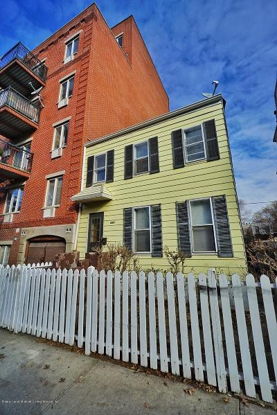 Brooklyn Single Family Home For Sale: 261 15th Street
