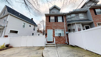 Staten Island Semi-Attached For Sale: 321 Glen Avenue