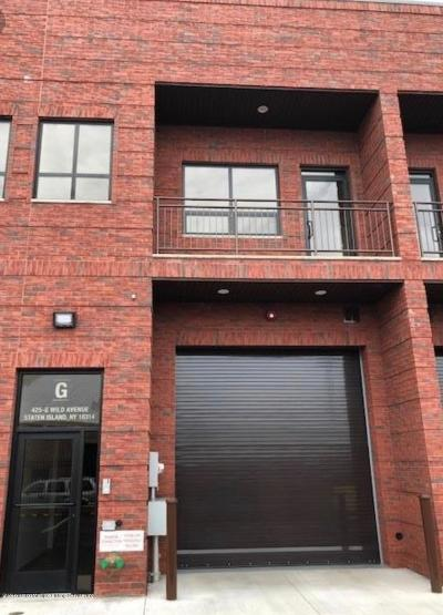 Staten Island Commercial Lease For Lease: 425 Wild Avenue #G
