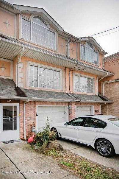 Single Family Home For Sale: 88 Oceanside Ave