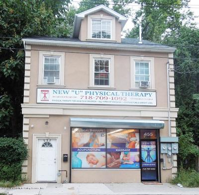 Staten Island Commercial Lease For Lease: 455 Jersey Street