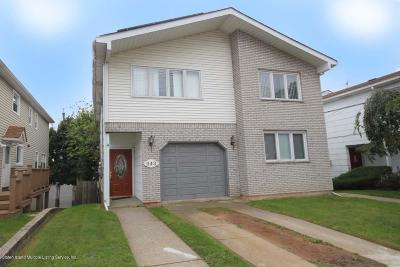 Single Family Home Acceptance: 943 Bard Avenue