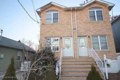 Staten Island Semi-Attached For Sale: 519 Midland Avenue