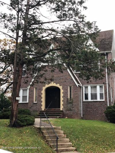 Staten Island Multi Family Home For Sale: 79 Mundy Avenue