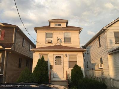 Staten Island NY Single Family Home For Sale: $449,999
