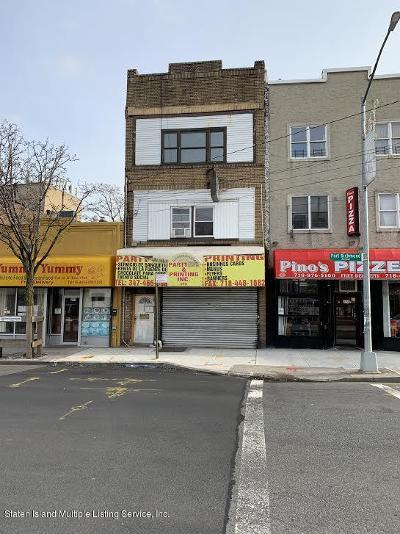Staten Island Commercial Acceptance: 273 Port Ricmond Avenue