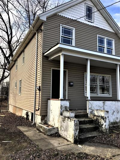 Staten Island Single Family Home For Sale: 156 Yetman Avenue