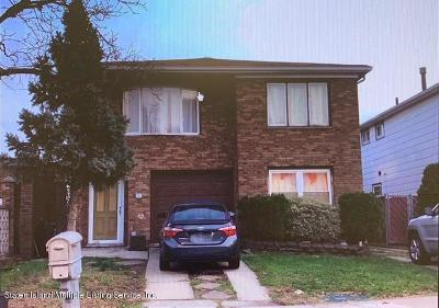 Staten Island Two Family Home For Sale: 54 Fayette Avenue