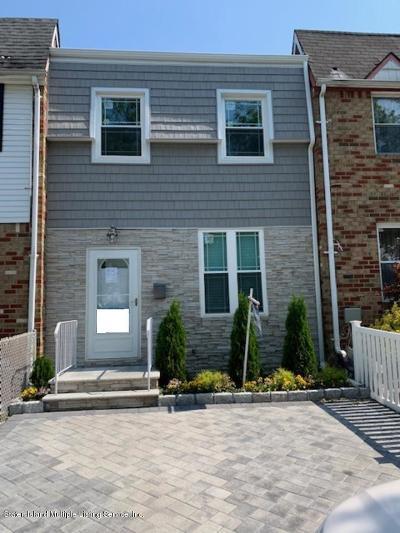 Single Family Home For Sale: 341 Hillman Avenue