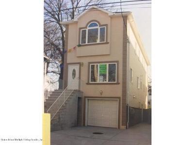 Single Family Home For Sale: 50 Lyman Avenue