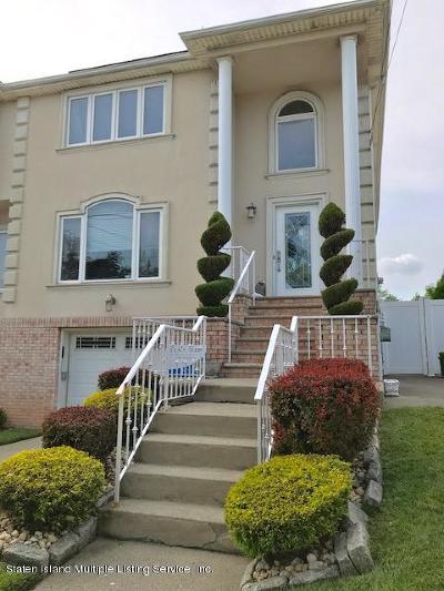 Richmond County Single Family Home For Sale: 4823 Hylan Boulevard