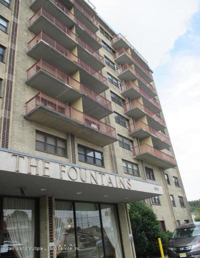 Staten Island Co-op For Sale: 1000 Clove Road #4 M