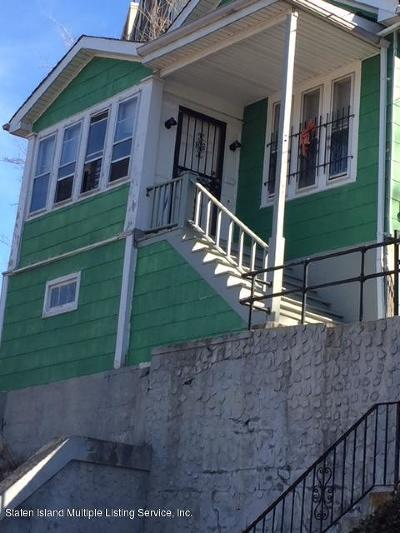 Staten Island Single Family Home For Sale: 210 Stanley Avenue