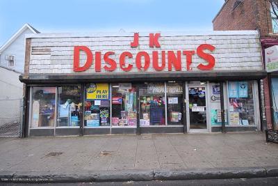Staten Island Commercial For Sale: 195 Port Richmond Avenue