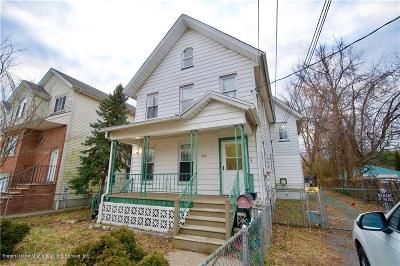 Staten Island Multi Family Home For Sale: 298 Harbor Road