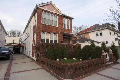 Brooklyn Two Family Home For Sale: 83 Bay Ridge Parkway