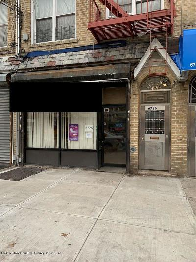 Brooklyn Commercial Lease For Lease: 6726 11th Avenue
