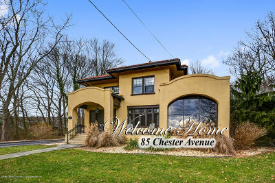 Richmond County Single Family Home For Sale: 85 Chester Avenue