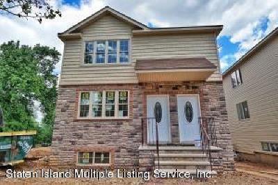 Staten Island Rental For Rent: 27 Howe Street #2