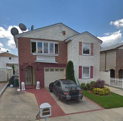 Staten Island Two Family Home For Sale: 20 Furness Place